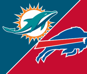 Dolphins and Bills